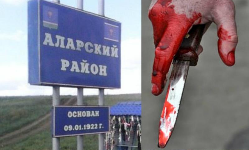 Семилетняя девочка ударила ножом убийцу матери в Иркутской области