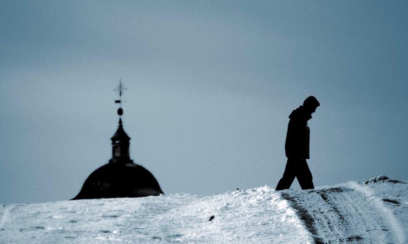 В России резко уменьшилось количество атеистов