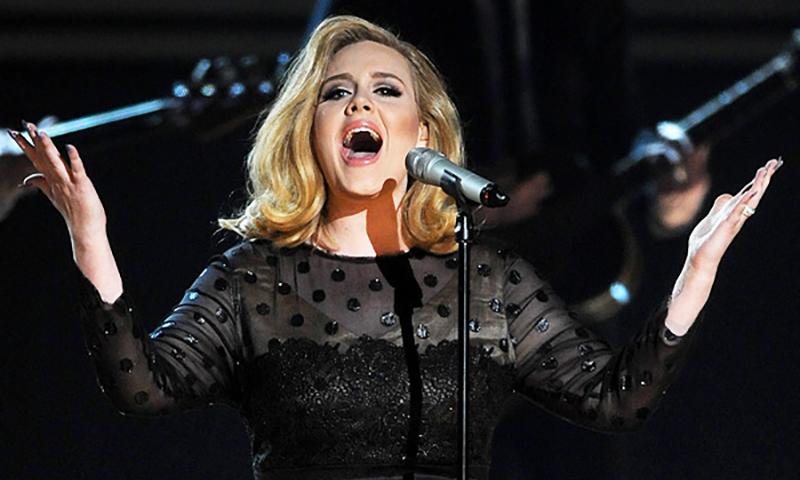 Певица Адель навсегда простилась с поклонниками
