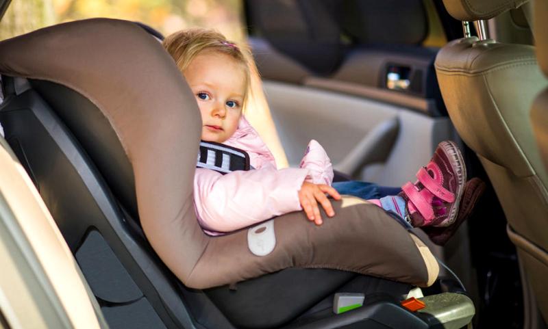 Новые правила перевозки детей в автомобиле начали действовать в РФ