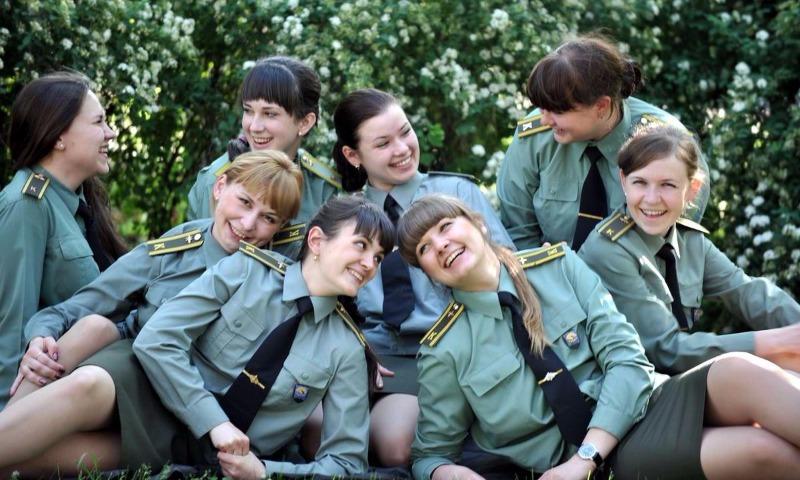 Девушки российской армии фото голые фото 127-915