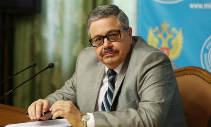 Новый посол России заменил убитого Андрея Карлова в Турции