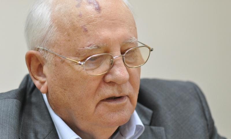 Горбачев посоветовал Путину и Трампу продолжать в том же духе