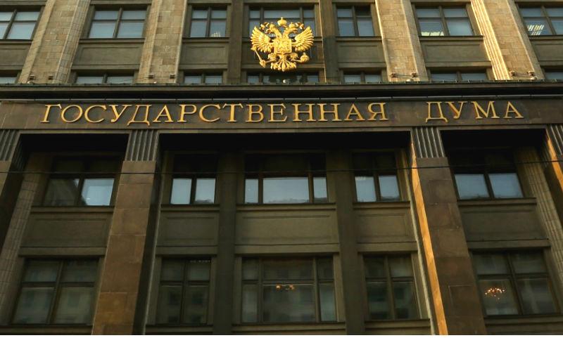 В Госдуме предложили сажать чиновников за оскорбление россиян