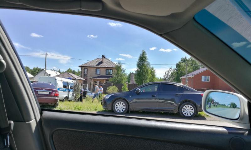Мужчина на мопеде расстрелял прохожих в Копейске