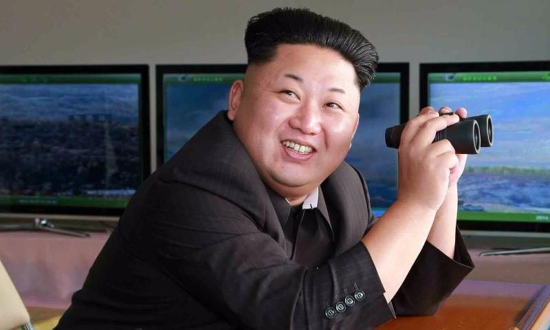 Ким Чен Ын сделал подарок