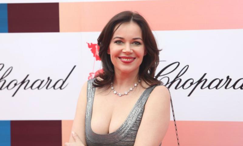 Екатерина Редникова пришла на закрытие Московского кинофестиваля в украшении за 6 миллионов евро