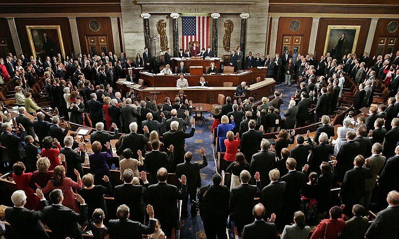 Конгресс США обнародовал законопроект по санкциям против России