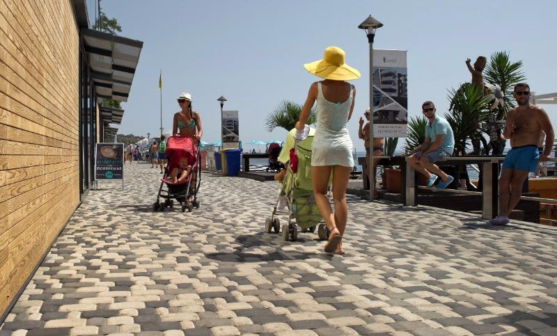 Мошенники в Крыму собирают с туристов «курортный сбор», которого еще нет