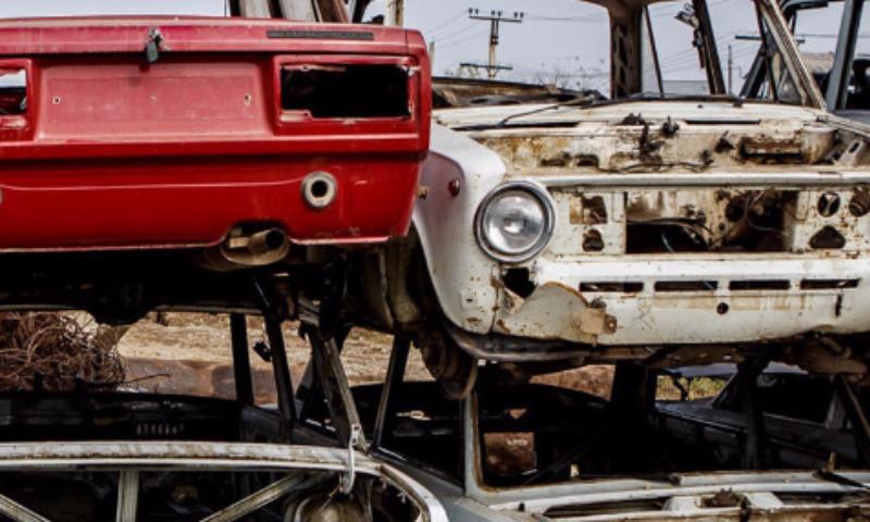 Самарский священнослужитель украл у храма четыре машины и сдал их в утиль