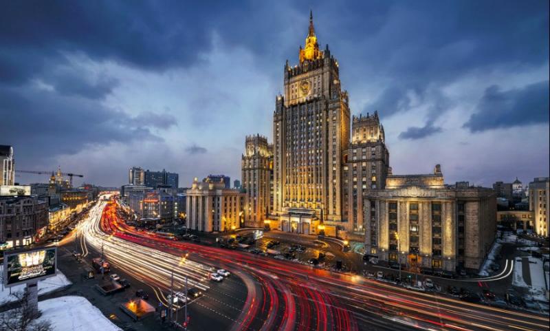 Россия планирует в ближайшее время арестовать дипсобственность США и выслать 30 дипломатов