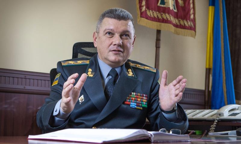 Прилюдная потеря сознания спровоцировала отставку главного пограничника Украины