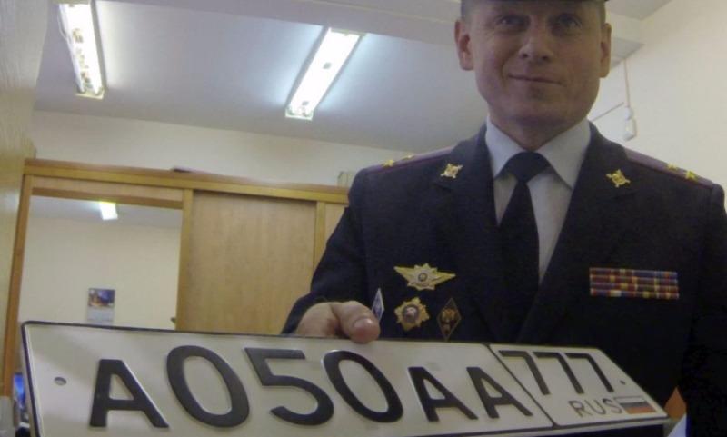 В МВД хотят, чтобы россияне сами выбирали цифры и буквы автомобильного номера