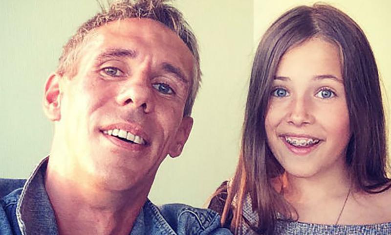 Алексей Панин отвоевал дочь у бывшей супруги