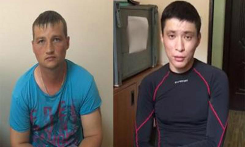Украинский суд арестовал заблудившихся в Херсонской области российских пограничников