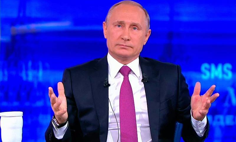 Стало известно, благодаря чему повысился уровень доверия Путину