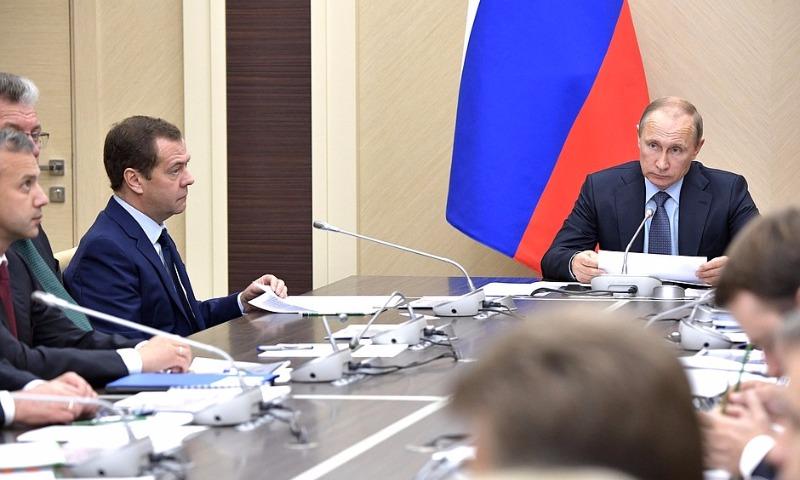 Путин напомнил членам Кабмина об острой проблеме доступности бесплатных лекарств