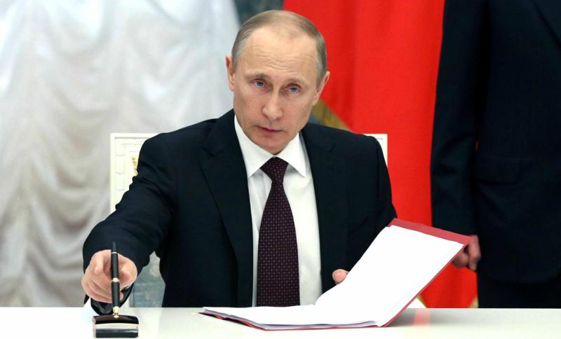 Путин помиловал двух государственных изменниц