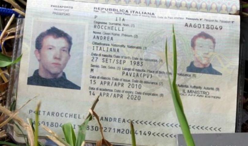 В Италии арестовали украинца, подозреваемого в убийстве фотокора Андреа Роккелли под Славянском