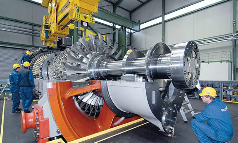 В Ростехе объяснили, как газовые турбины Siemens попали в Крым в обход санкций