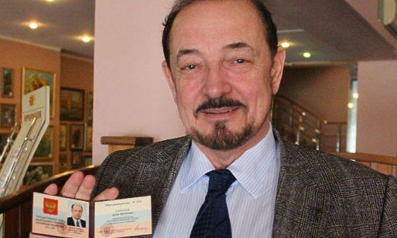 Умер первый легальный советский миллионер Артем Тарасов