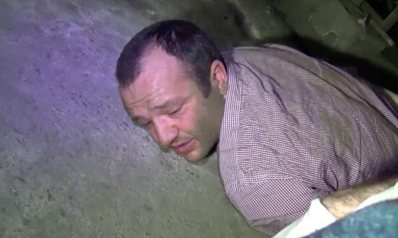 Задержанный ФСБ террорист хотел подорвать поезд в Петербурге