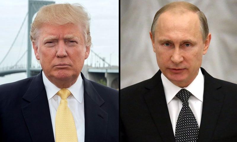 В CNN назвали темы, которые обсудят в Германии Трамп и Путин