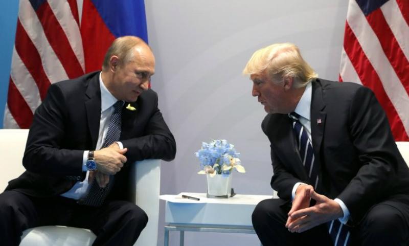 Владимир Путин рассказал о своей первой личной беседе с Дональдом Трампом