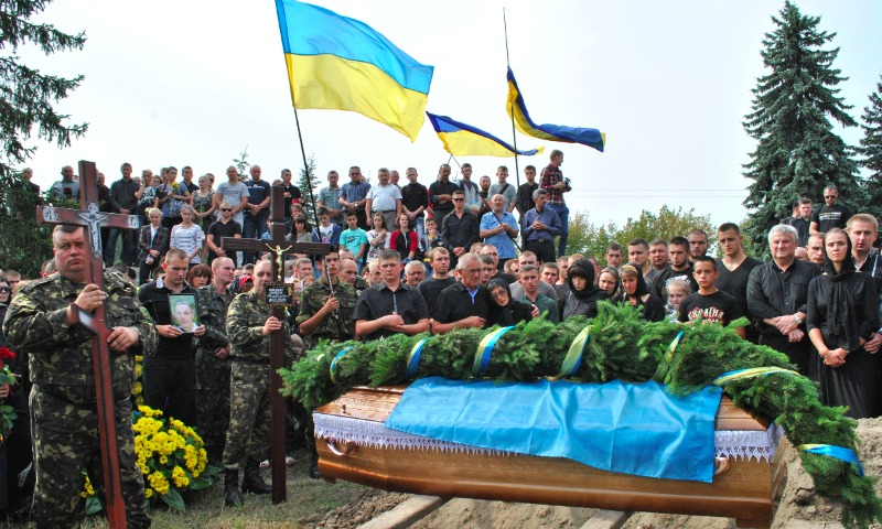На Украине назвали число погибших с начала войны в Донбассе