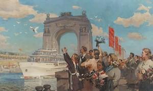 Календарь: 27 июля - 65 лет назад открыт грандиозный Волго-Дон