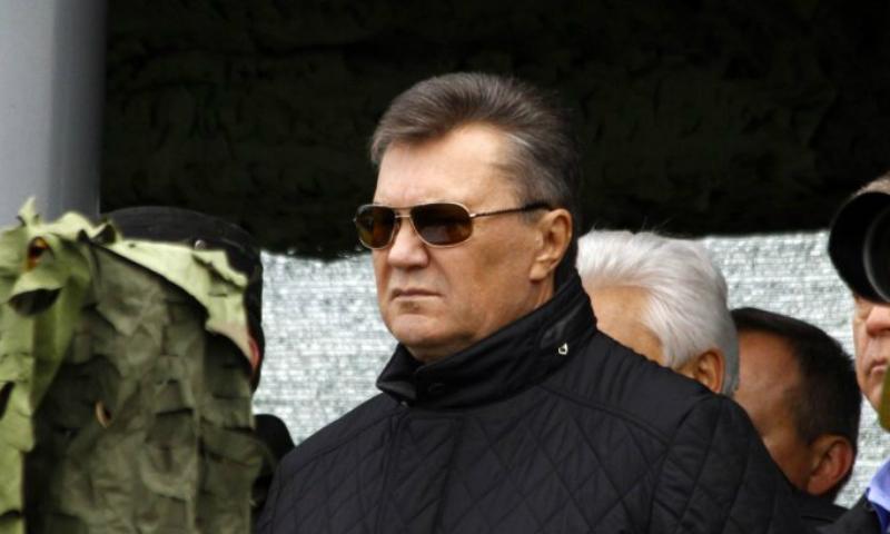 Янукович выразил надежду, что Крым добровольно вернется в состав Украины