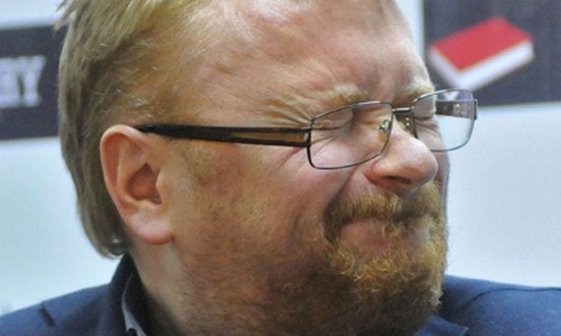 Виталий Милонов решил запретить порносайты