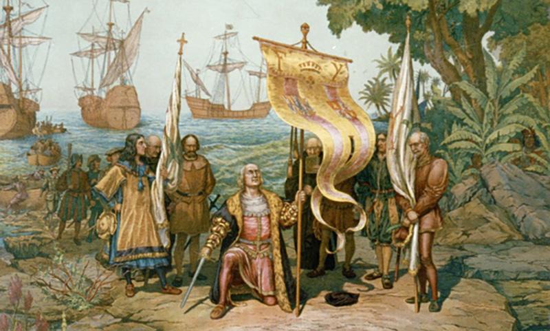 Календарь: 3 августа - 525 лет назад Колумб отправился открывать Америку