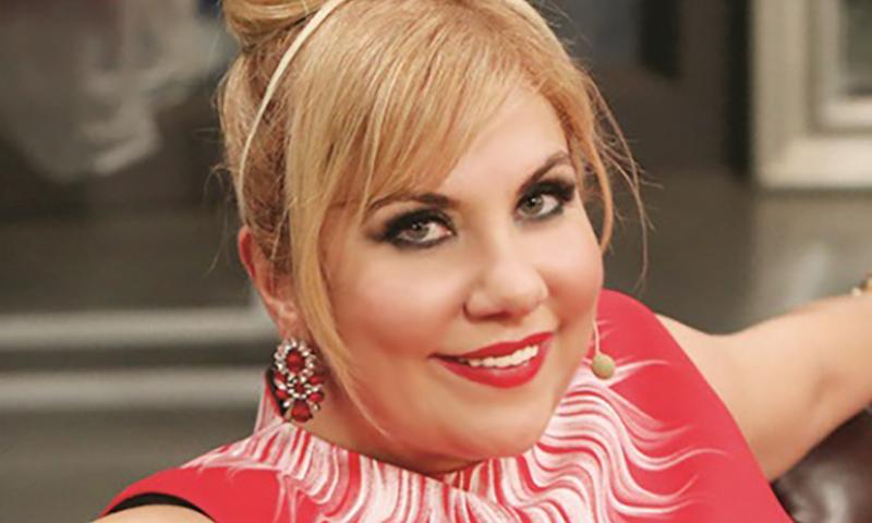 Марина Федункив планирует усыновить