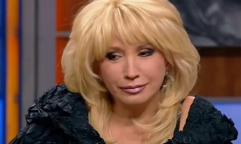 65-летняя Ирина Аллегрова ушла со сцены