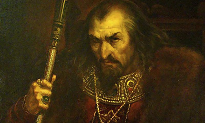 Календарь: 25 августа - Родился первый русский царь