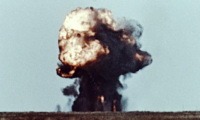Календарь: 29 августа - В СССР испытана первая атомная бомба