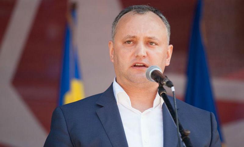 Попытки раздуть военный конфликт в Приднестровье жестко пресек Игорь Додон