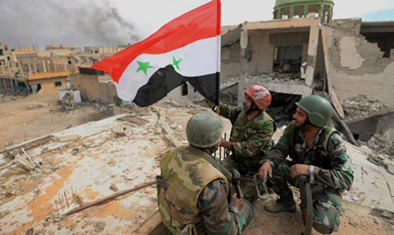 Более 800 боевиков ИГИЛ уничтожила армия Сирии при поддержке России