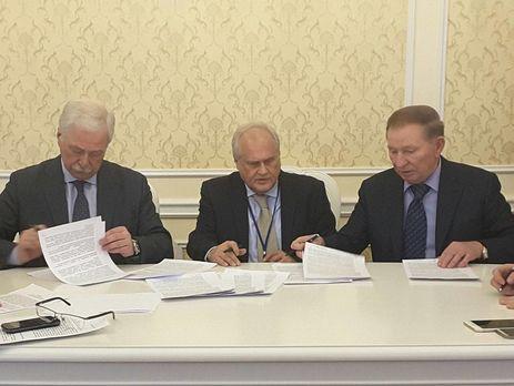 Нового перемирия в Донбассе удалось достичь на переговорах в Минске
