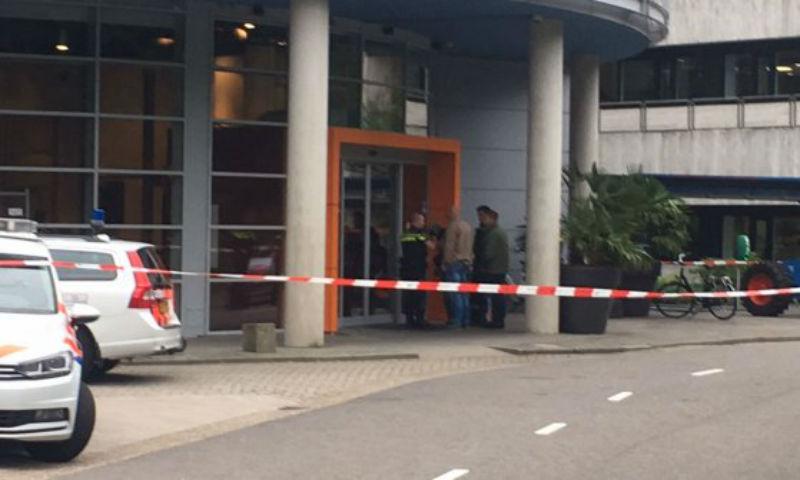 На радиостанции в Нидерландах захвачены заложники