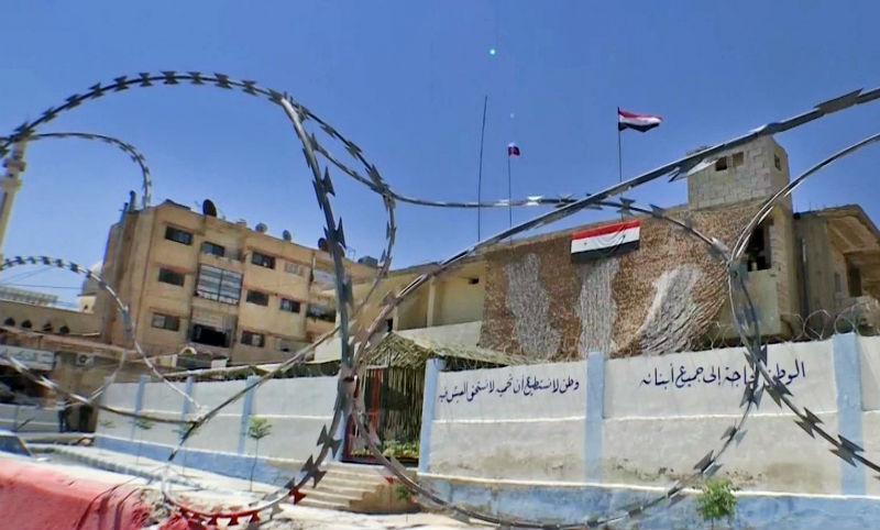 Россия помогла Сирии отбить у ИГИЛ город Эс-Сухне