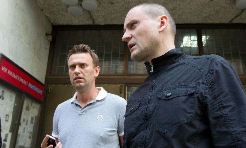 Удальцов назвал Навального провокатором и предателем