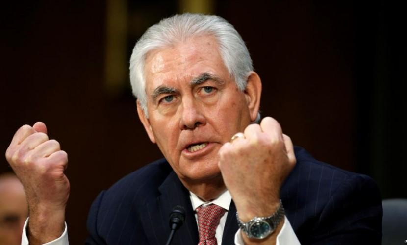 Глава Госдепа США обвинил Россию в продаже оружия