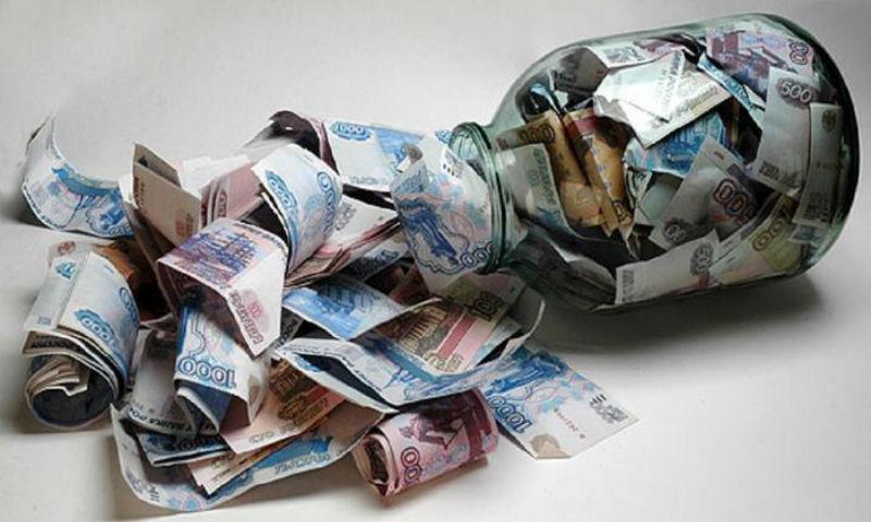 Россияне ждут падения рубля и увеличивают накопления