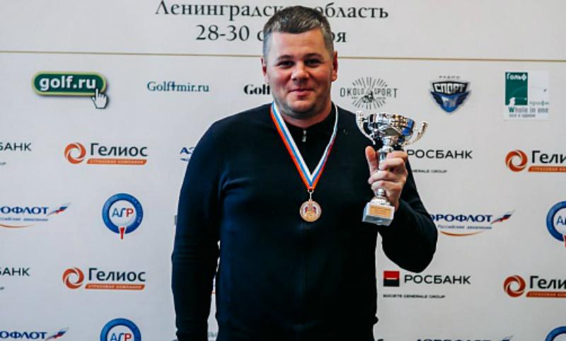 Лучший гольфист России отрезал голову собственной матери