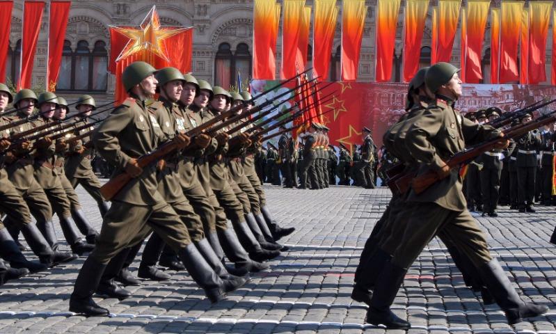 Советская армия вошла в топ «суперармий» мира