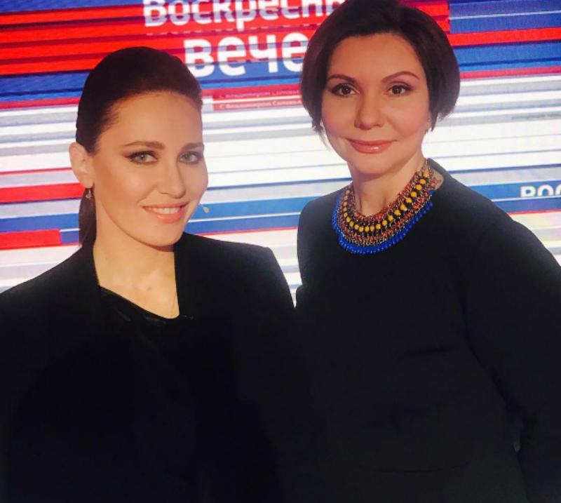 с Еленой Бондаренко