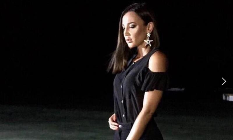 Ольга Бузова показала первые кадры изнового клипа «Неправильная»