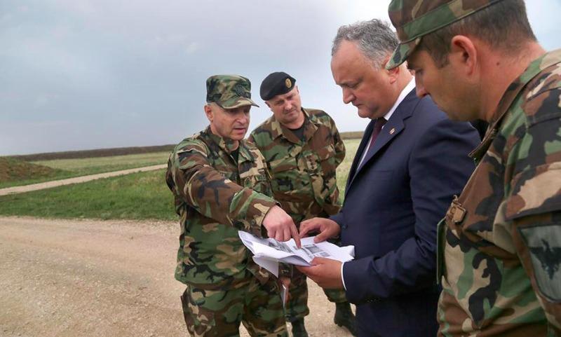 Президент Молдавии пригрозил